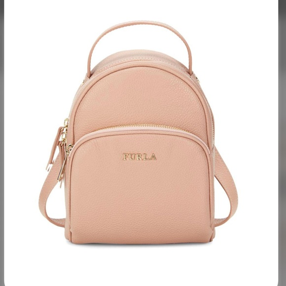 Furla Mini Leather Backpack 58065a865c980